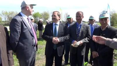 Bafra'da 'Adalet Ormanı' oluşturuldu