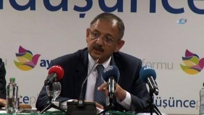 Çevre ve Şehircilik Bakanı Mehmet Özhaseki:'İstanbul'da 300 sektörü etkileyen 500 bin konutluk proje yolda'