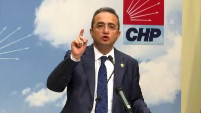 hukumet - CHP Sözcüsü Tezcan: ''Bu millet söylediğiniz tarihte sandıkta dersinizi verecektir'' - ANKARA