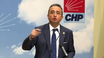 hukumet - CHP Sözcüsü Tezcan: 'İsmet Paşa'nın adını ağzına alamazsın' - ANKARA