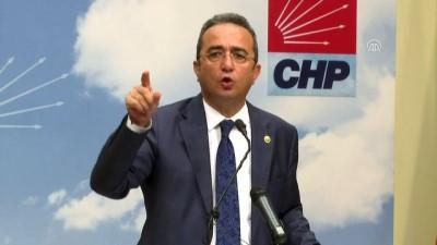 hukumet - CHP Sözcüsü Tezcan: ''TBMM'nin yapması gereken şey OHAL'i kaldırmaktır'' - ANKARA