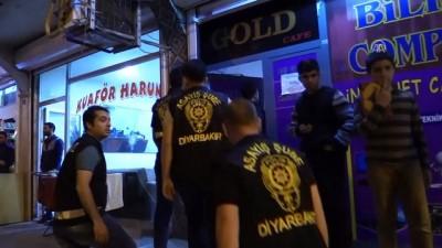 Diyarbakır'da asayiş uygulaması