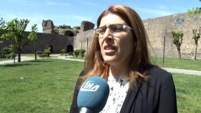 Diyarbakır'da oteller doldu taştı