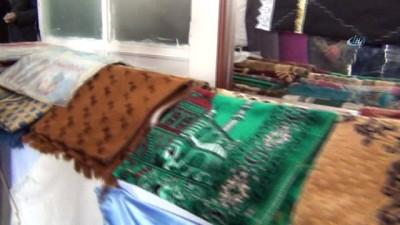 Ercişli kadınlardan Afrin kahramanlarına el emeği göz nuru ürünler