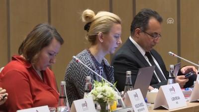 hukumet - Gümrük ve Ticaret Bakanı Tüfenkci (1) - İSTANBUL