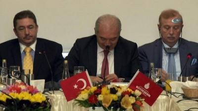 """hukumet -  İBB Başkanı Mevlüt Uysal: """"Kanal İstanbul'un bu yıl içinde en azından başlatılacağını düşünüyorum"""""""