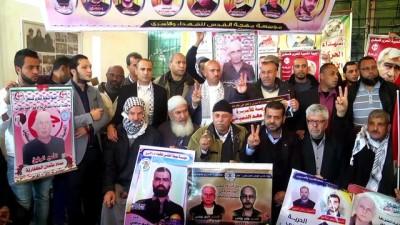bild - İsrail, Filistinli tutukluları ziyaret yasağına mahkûm ediyor - GAZZE