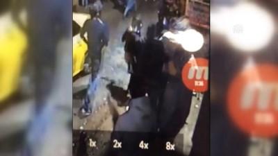Kadıköy'de kavga : 3 yaralı - İSTANBUL