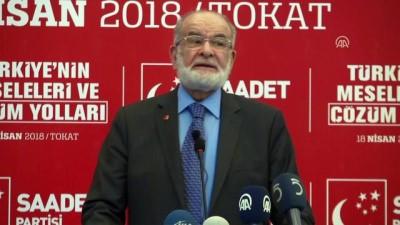 hukumet - Karamollaoğlu'ndan 'erken seçim' açıklaması - TOKAT