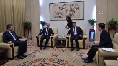 Kültür ve Turizm Bakanı Kurtulmuş, Çin'de (2) - PEKİN