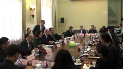 Kültür ve Turizm Bakanı Kurtulmuş, Çin'de - PEKİN