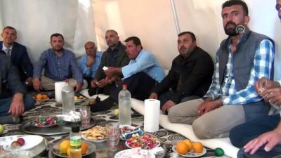 Midyat'ta Ezidiler 'Kırmızı Çarşamba Bayramı'nı kutladı - MARDİN