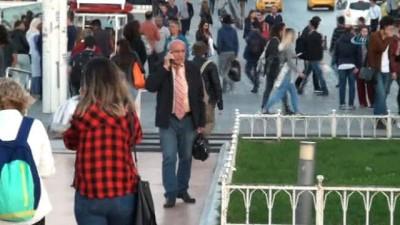 yasli adam -  Taksim sapığı yakalandı