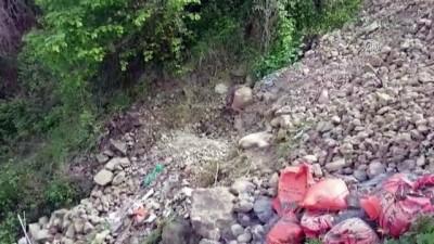 Trabzon'da 7 aydır kayıp olan kişinin cesedi bulundu