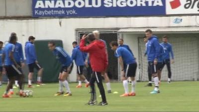 rektor - Trabzonspor, Sivasspor maçı hazırlıklarını sürdürdü