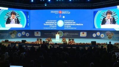 '1. Uluslararası Geleneksel ve Tamamlayıcı Tıp Kongresi' - DSÖ Avrupa Bölgesi Direktörü Jakab - İSTANBUL