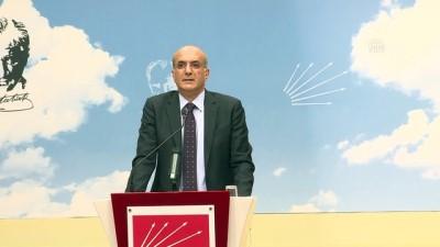 olaganustu hal - CHP Genel Başkan Yardımcısı Bingöl: '24 Haziran seçimleri Türkiye'yi yeniden huzura kavuşturacak' - ANKARA
