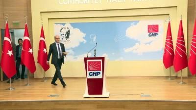 olaganustu hal - CHP Genel Başkan Yardımcısı Bingöl: 'Cumhuriyet Halk Partisinin çıkaracağı aday, mutlaka kazanacak' ANKARA