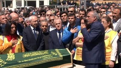 cenaze -  CHP Genel Başkanı Kılıçdaroğlu, amcasının cenaze törenine katıldı