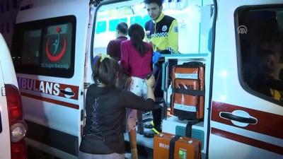 Esenyurt'ta yangın çıkan apartmanda 12 kişi mahsur kaldı - İSTANBUL