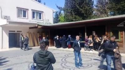 cenaze -  Eski Bakan Ercan Vuralhan'ın cenazesi Zincirlikuyu Mezarlığı Gasilhanesi'ne getirildi İzle