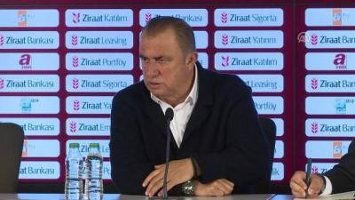 rektor - Fatih Terim: 'Galatasaraylı bir futbolcunun yapması gerekenleri yapmadığı bir ortam vardı bugün' - İSTANBUL İzle