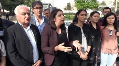 HDP Mardin Milletvekili Yıldırım'a 7 yıl 6 ay hapis cezası - MARDİN