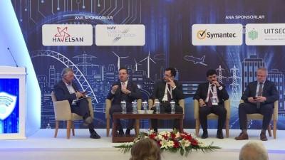Kamu Siber Güvenlik Zirvesi - Anadolu Ajansı Sistem Müdürü Ali Can - ANKARA