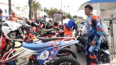 yurt disi - Muğla'da Rally Halikarnassos yarışları