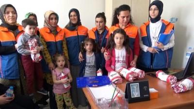 Suriyeliler ülkelerine dönüş yapmaya devam ediyor