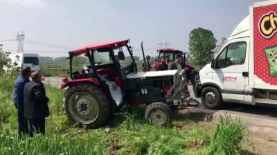 Traktörün altında kalan kişi hayatını kaybetti - SAKARYA