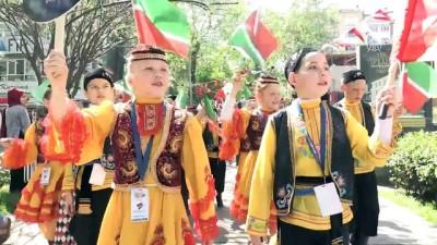 Uluslararası katılımlı '23 Nisan' korteji - KOCAELİ