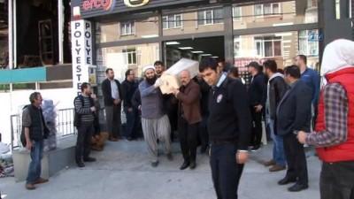 cenaze -  Ümraniye'de asansör kazası: 1 ölü