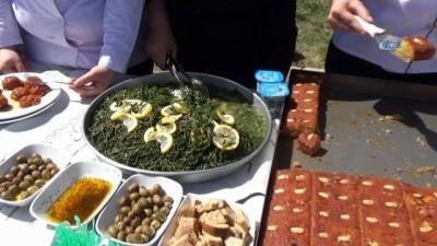 Zile'de 6'ncı Geleneksel Türk Mutfağı günleri
