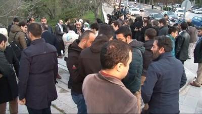 AGD üyeleri Gazze'deki insanlık dramını protesto etti
