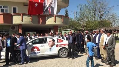 Cumhurbaşkanı Erdoğan'a destek için 81 ili dolaşacak