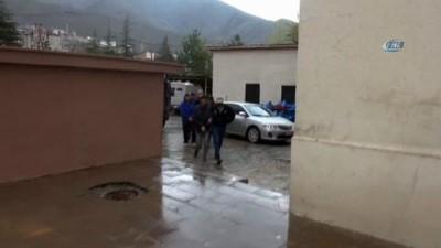 emniyet amiri -  FETÖ'den gözaltına alınan 9 kişi tutuklandı