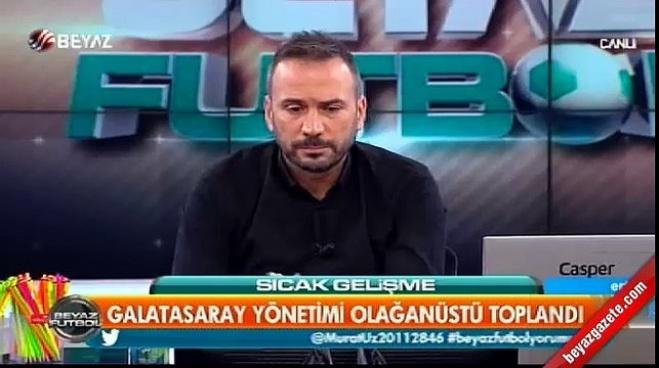 dursun ozbek - Galatasaray-Trabzonspor taraftarı birbirine girdi
