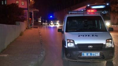 Işıklar Askeri Lisesi'nin altında polisi alarma geçiren çanta