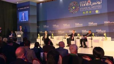 İslam Kalkınma Bankası Başkanı Hajjar - TUNUS