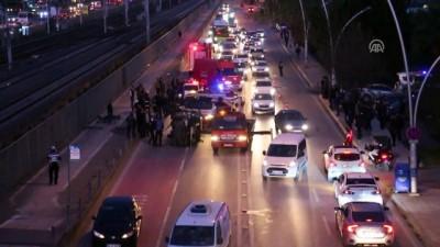 Minibüs otomobile çarptı: 3 yaralı - KOCAELİ