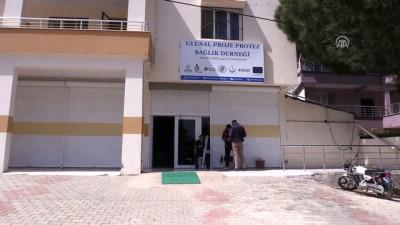 psikolojik destek - 'Ortez-Protez' Suriyelilerin eli ayağı oldu - HATAY