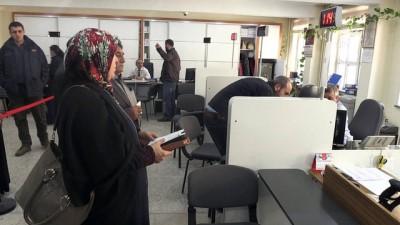 kimlik karti - Pasaport ve sürücü belgesinde yeni dönem başladı - AFYONKARAHİSAR