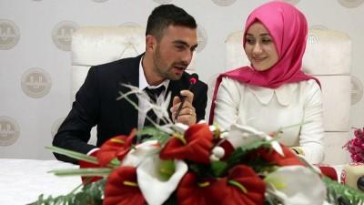 Resmi Nikah - Sivas Müftülüğünde ilk resmi nikah kıyıldı