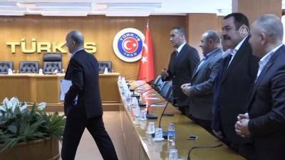 Türk-İş Genel Başkanı Atalay: 'Şeker fabrikaları için toplanan imzalar Başbakanlık'a gönderildi' - ANKARA