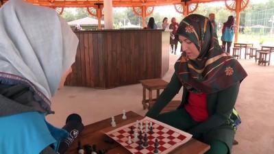Yurt dışında yaşayan Türk gençlerin kampı başladı - ANTALYA