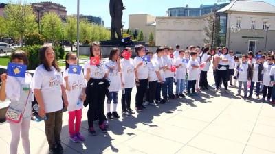 beraberlik - 23 Nisan Kosova Türkleri Milli Bayramı etkinlikleri - PRİŞTİNE