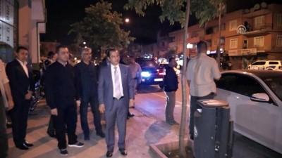 Adana'da 'huzur ve güven' uygulaması