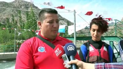 yurt disi - Akarsu Kano Slalom 2018 Yusufeli Bahar Kupası - ARTVİN