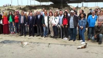 Aydın'da turizm hareketliliği başladı
